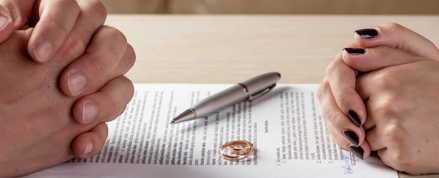 divorce law nc